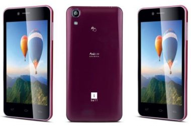 A latest 8 MP front camera phone dedicated for selfies: iBall Andi 4.5M Enigma - 2