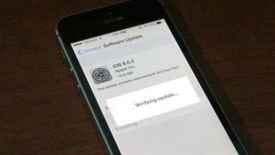 iOS 8.0.2 update: Apple's new update for iOS 8 fixing the issues in iOS 8.0.1 - 1