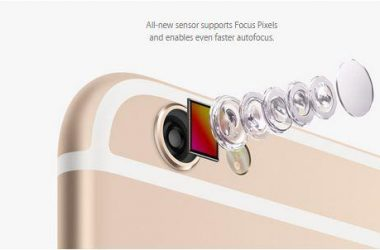 What is so new about the camera in iPhone 6 - 1