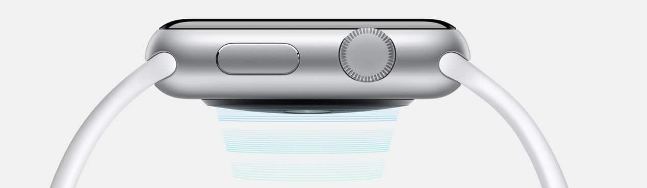 iwatch Haptic feedback