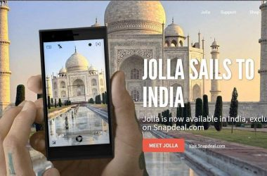 Jolla Smartphones with Sailfish OS launched in India with a price of Rs. 16,499 via snapdeal - 3