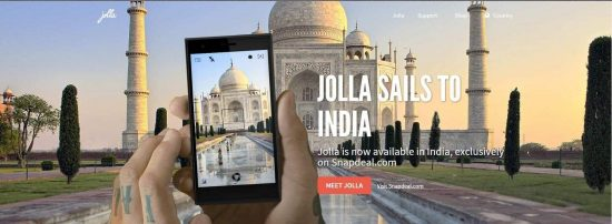 Jolla Smartphones with Sailfish OS launched in India with a price of Rs. 16,499 via snapdeal - 1