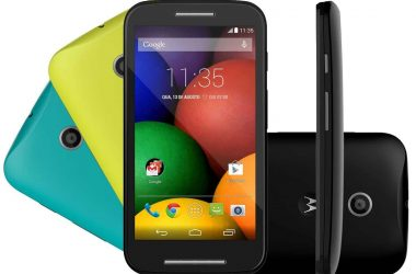 Moto E gets a good price cut, now available for Rs. 5,999 only - 3