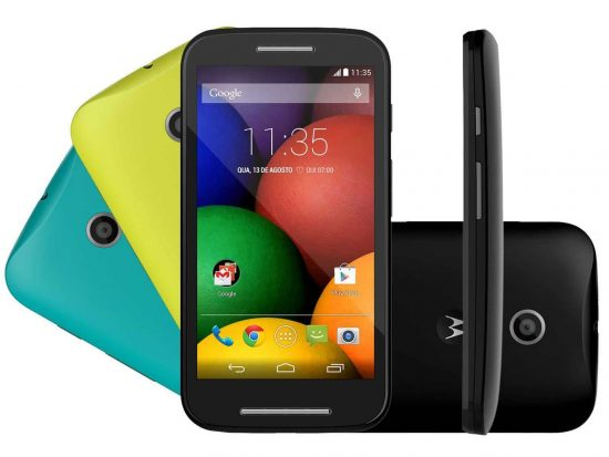 Moto E 3G and 4G variants get price cut in India - 1