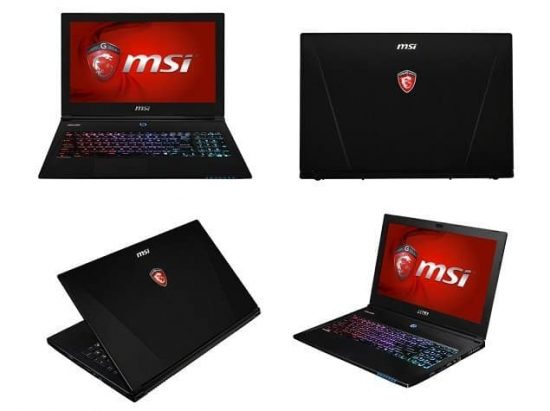 GS60 Ghost Pro: MSI gaming laptop launched in India at a price-tag of 1,16,235 - 1