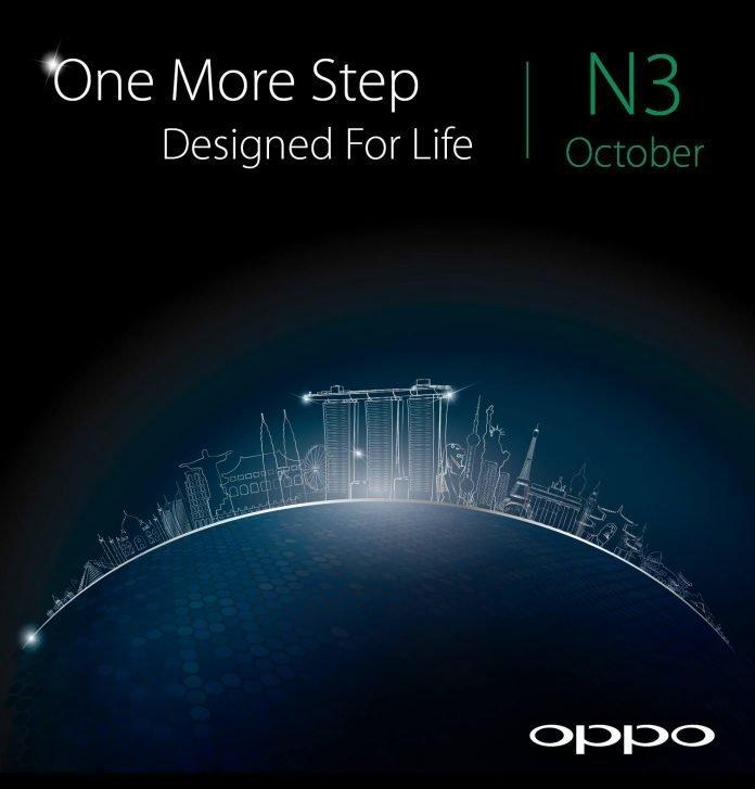 Oppo N3 leaked in image, with a completely different looking camera - 2