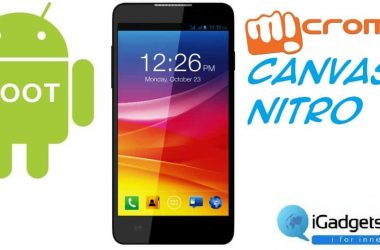 How To: Root Micromax Canvas Nitro - 3