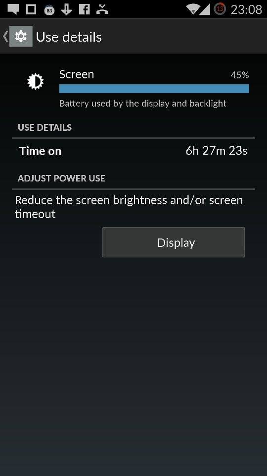 oneplus one battery -1
