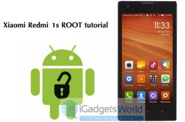 How to root Xiaomi Redmi 1s, install custom recovery guide - 4