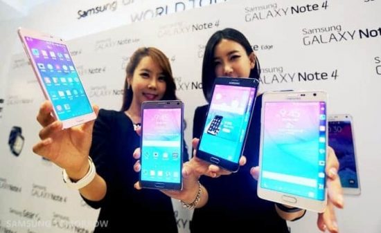 Samsung Galaxy Note 4 launching on Sept 26th-Hitting 140 countries by End of October - 1