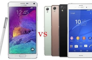 Samsung Galaxy Note 4 vs Sony Xperia Z3 : which Smartphone to choose? - 2