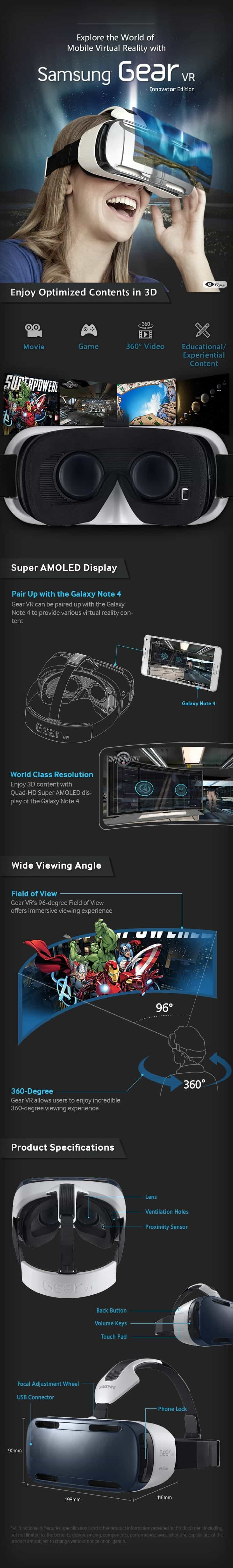 samsung gear vr infographic-specs