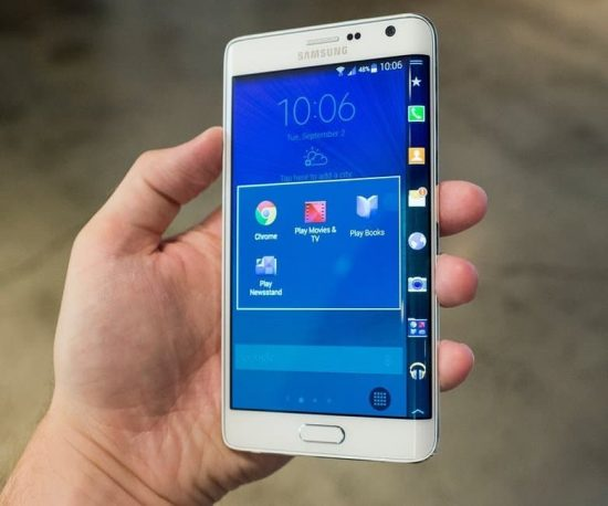 [Infographic] Top 5 features of Edge screen in Samsung Galaxy Note Edge - 1