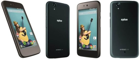Spice Android One Dream UNO Mi-498 officially launched by Spice through Flipkart - 1