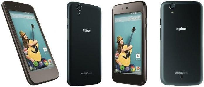 Spice Android One Dream UNO Mi-498 officially launched by Spice through Flipkart - 2