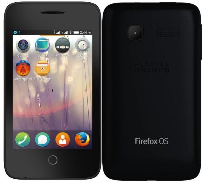 Fire C: The Firefox smartphone from Alcatel OneTouch, launched at Rs 1990 - 2