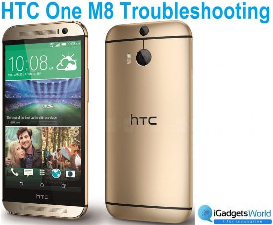 Top 5 problems with HTC One (M8) and how to troubleshoot them - 1