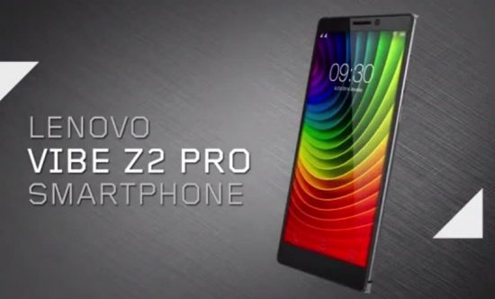 Lenovo Vibe Z2 pro launched in India for Rs. 32,999/- | available from Oct 6th in Flipkart - 1