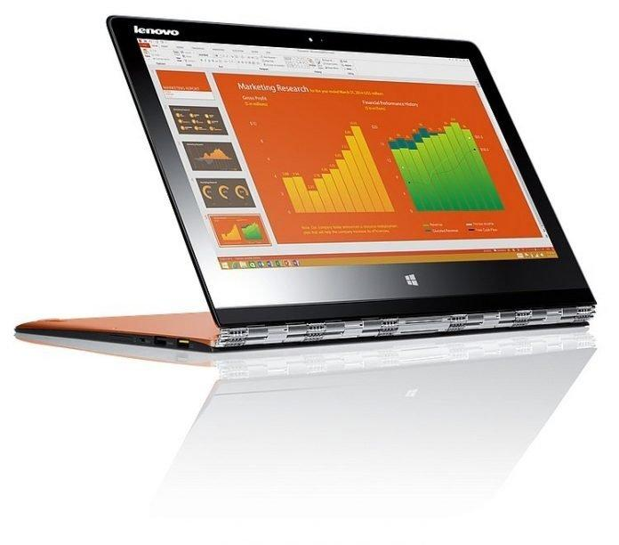 Meet the world's slimmest hybrid notebook: Lenovo Yoga 3 Pro - 2