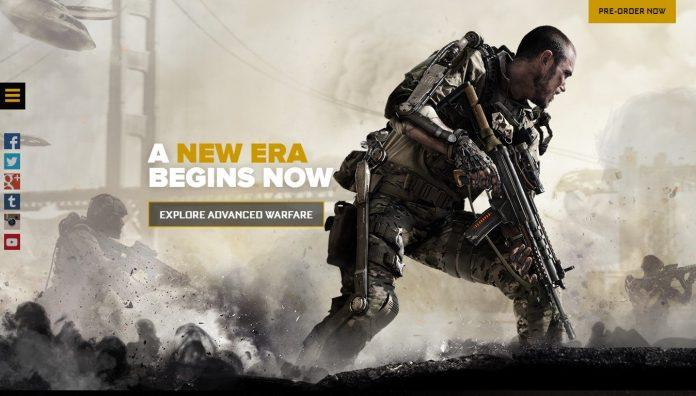 Call of Duty: Advanced Warfare launch trailer revealed a totally different Call of Duty - 2