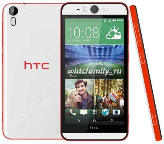 Leaked: HTC Desire Eye, looks like Desire 820 + HTC live Event confirmed on Oct 8th - 1