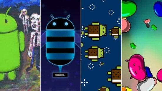 The Transformation of Easter Eggs in Android - 1