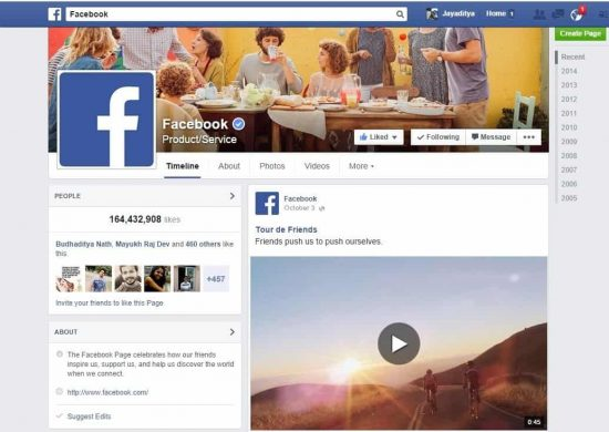 Top 5 reasons why friends hate your Facebook page & how to correct them - 1