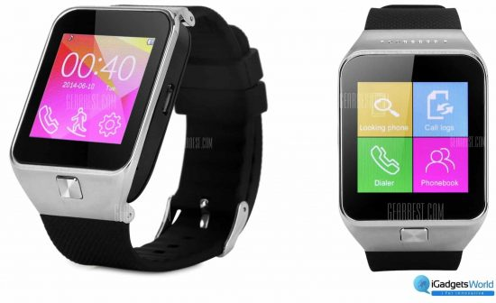 ZGPAX S28 smartwatch: Full review + Special discount coupon for iGW readers - 1
