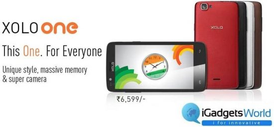 Xolo One launched with guaranteed upgrade to Android Lollipop - 1