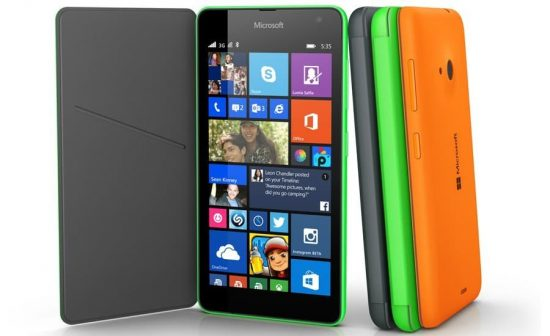 Microsoft Lumia 535-Microsoft's first Lumia Windows Phone launched + hands on video - 1