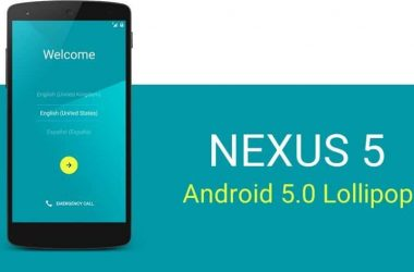 Hello NEXUS users, here's what you need to know about the Official Android 5.0 Lollipop update - 2