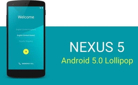 Hello NEXUS users, here's what you need to know about the Official Android 5.0 Lollipop update - 1