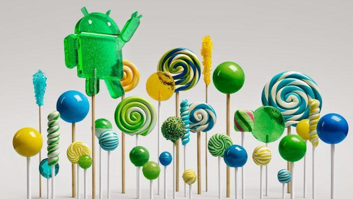 This week we spotted Android 5.0 lollipop running on these devices [leak] - 2