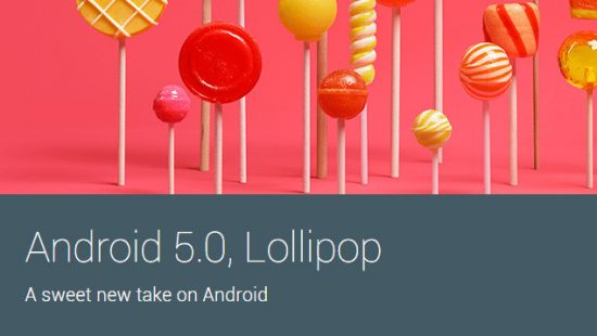 Android 5.0 Lollipop rolled out, here's what we know so far+list of devices getting Android 5.0 - 1