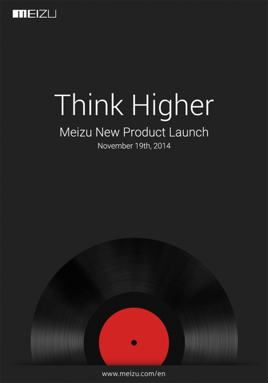 Meizu MX4 Pro set to launch in an music event on November 19th - 1