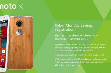 Buy Moto X 2nd Gen (2014) for just 1 cent + more offers inside [Cyber Monday Deals] - 7