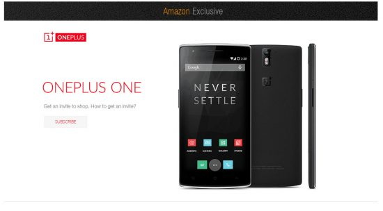 No OTA update for Indian OnePlus One users- says Cyanogen - 1