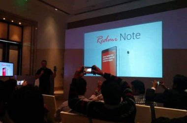 Xiaomi Redmi Note launched in India for a price of Rs.8,999/-|first sale will be on Dec 2nd - 18