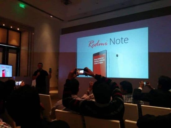 Xiaomi Redmi Note launched in India for a price of Rs.8,999/-|first sale will be on Dec 2nd - 1