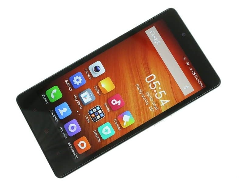 Redmi Note complete features