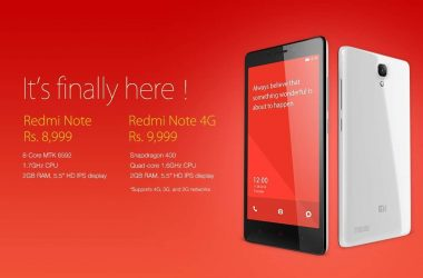 Xiaomi Redmi Note: Top 5 things to know about Redmi Note - 3
