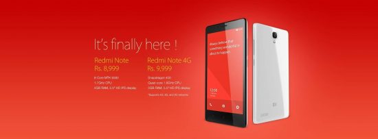 Xiaomi Redmi Note: Top 5 things to know about Redmi Note - 1
