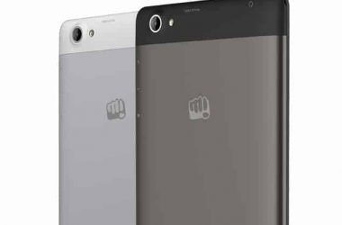 Micromax launches new Canvas P470 dual SIM 3G tablet priced at Rs. 6,999 - 2