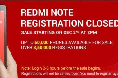 Xiaomi Redmi Note first flash sale today (Dec 2nd) are you ready ? - 3