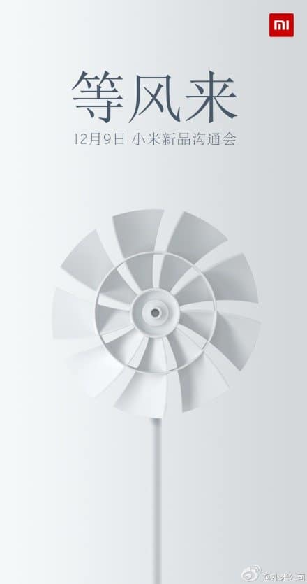 xiaomi next event on dec 9th pre-ces-2