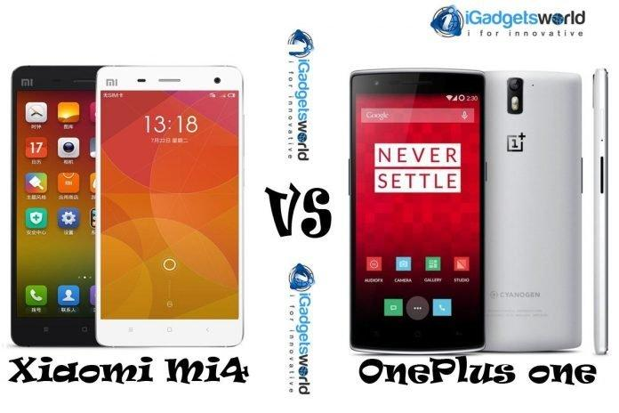 Xiaomi Mi4 Vs OnePlus one: Which is the best smartphone? - 2