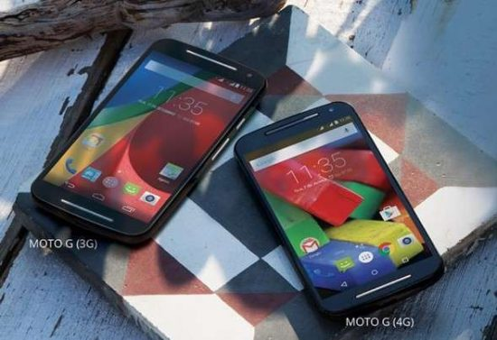 2nd Gen Moto G 4G (2015) debuts in Brazil and goes for sale - 1