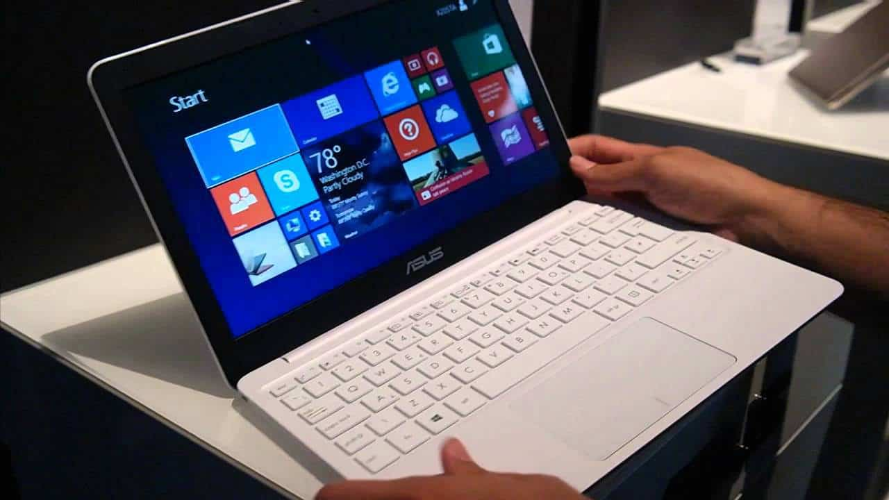 Asus EeeBook X205TA review, the best ultra light notebook you should buy now - 3
