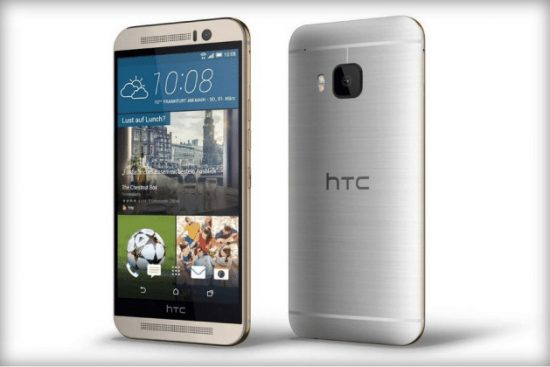 HTC One M9 Officially unveiled, what's so new in this flagship ? [MWC 2015] - 1
