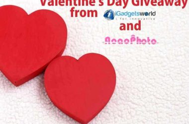 Valentine's Day Special: Partner Giveaway; Get Aoao Watermark for Photo free - 4